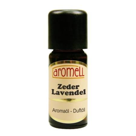 Aromaöl - Duftöl Zeder-Lavendel