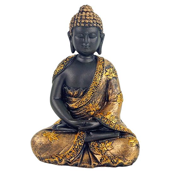 Kleiner Meditierender Buddha Antiklook