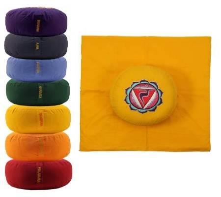 MeditationsSET Chakra 3 Manipura - gelb