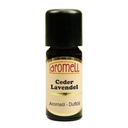 Aromaöl - Duftöl Ceder-Lavendel