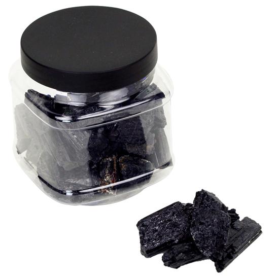 Kleine Chips von Schwarzem Turmalin