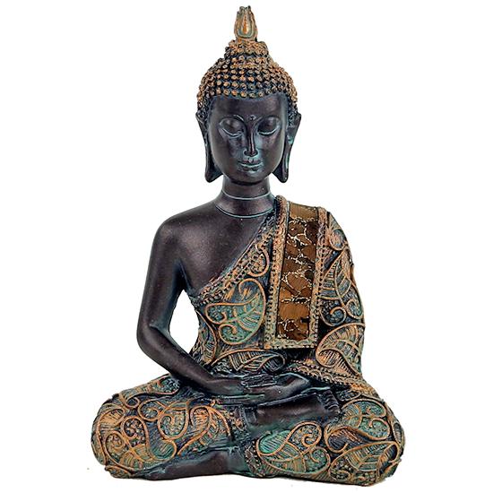 Meditierender Buddha, Antiklook, Thailand