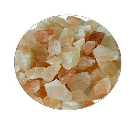 Salzkristall Chips  je 5 - 20 g,  in der Tüte 1000g