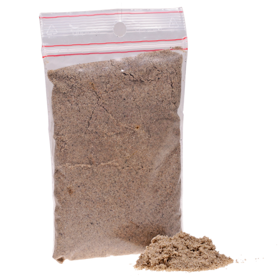 Säckchen Sand