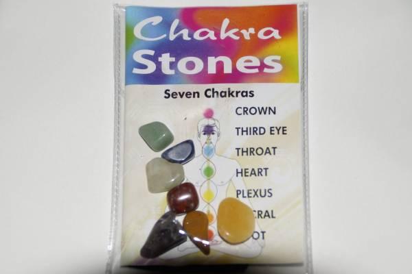 Chakra Steine