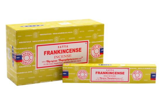 Räucherstäbchen Satya Frankincense