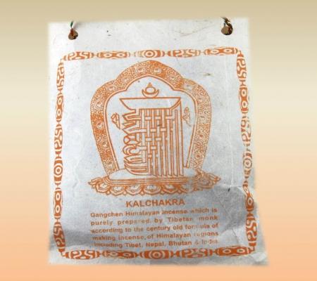 Weihrauch-Pulver Tibetan - Kalachakra