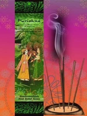 Räucherstäbchen Krishna Vetiver