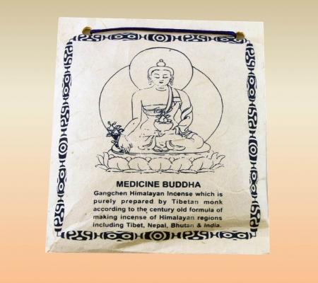 Weihrauch-Pulver Tibetan - Medizin Buddha