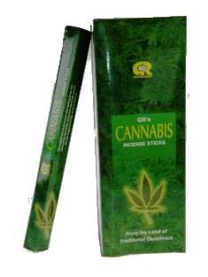 Räucherstäbchen Cannabis Esoterikmarkt24