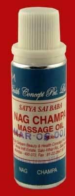 Nag Champa Massageöl - ein Duftklassiker  Der betörende Duft von Nag Champa auf der Haut… Ein außergewöhnliches Wellness Produkt!