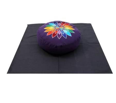 MeditationsSET - violett Multi Colour Flower