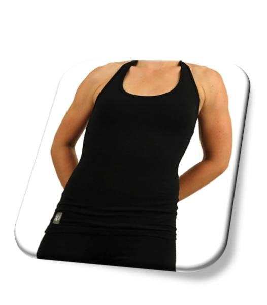 Yoga-Top 'Dasa' mit BH-Stütze verschiedene Farben und Größen