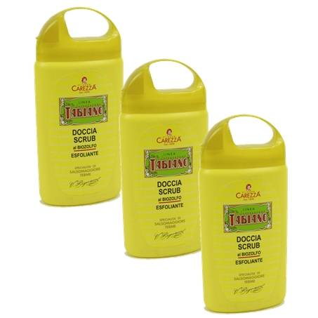 Bio-Schwefel Dusch-Peeling  250 ml