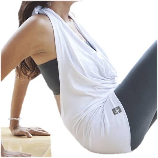 """Yoga Neckholder-Top """"Sukha"""" - Einheitsgröße"""