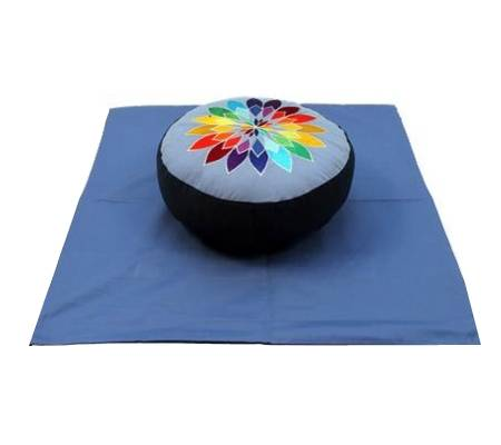 MeditationsSET - blau Multi Colour Flower