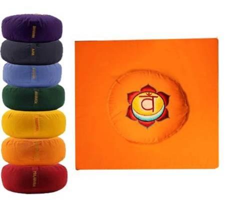MeditationsSET Chakra 2 - Swadhishthana - orange