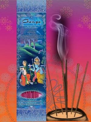 Räucherstäbchen Ramakrishnananda GANGA (Zimt, Lavendel und Jasmin)