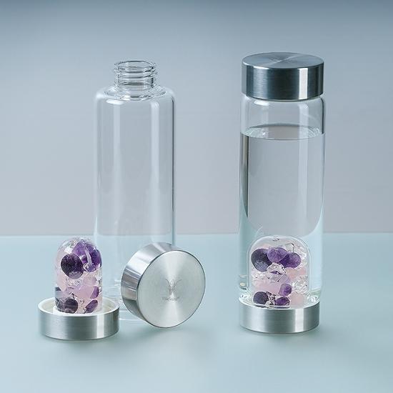 VitaJuwel ViA -Wellness   Rosenquarz - Amethyst - Bergkristalle