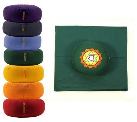 MeditationsSET Chakra 4 Anahata - grün