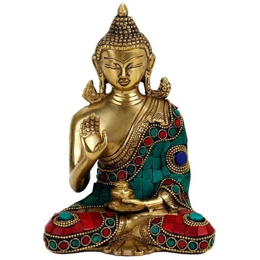 Buddha, Mudra der Lehre
