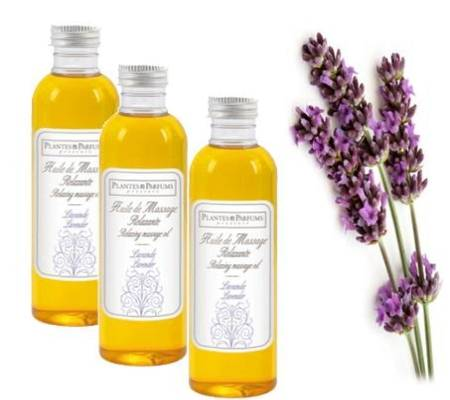 Lavendel Massage-Öl Relax 150 ml