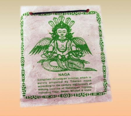Weihrauch-Pulver Tibetan - Naga
