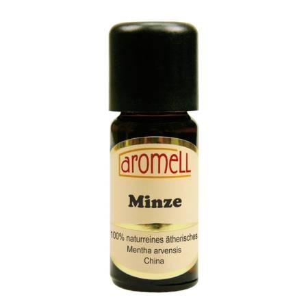 Ätherisches Minzöl (Ackerminze)